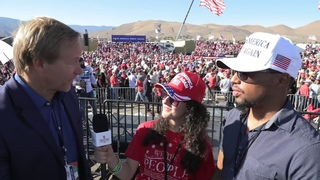 🔴 Watch LIVE: President Trump Holds Make America Great Again Rally in Carson City, NV 10-18-20