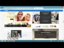 Как самой создать свой сайт с нуля и бесплатно, Простой конструктор