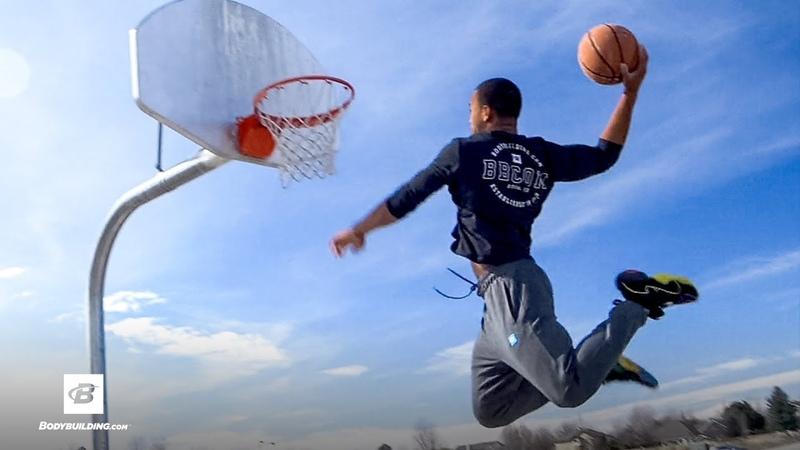 Dunk School: 5 Moves for a Sky-High Vertical Jump | Myree Reemix Bowden