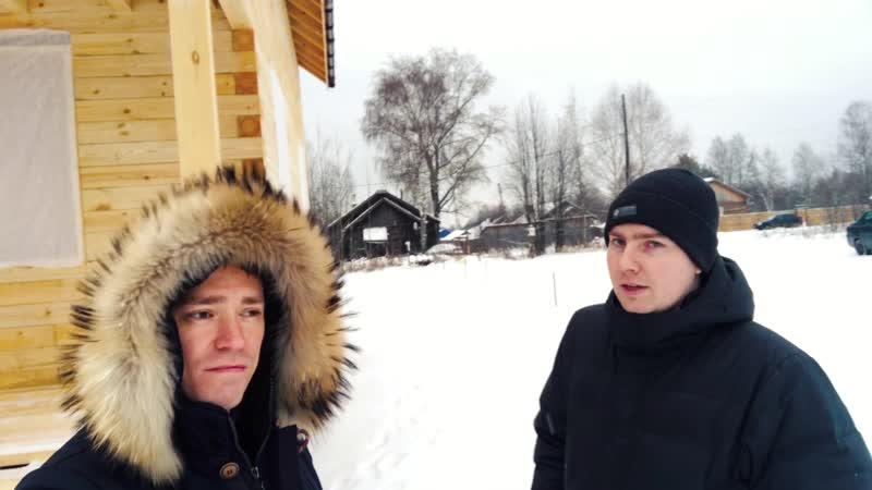 """Строительство дома 8 на 8. Отзывы о компании """"Центр домостроения"""" город Сыктывкар."""