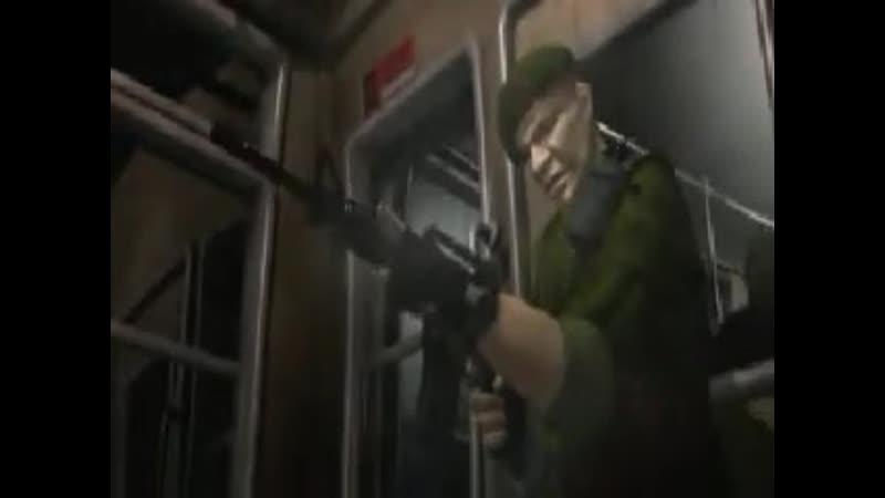 Resident Evil Raccoon City Music Video [KoRn - Break Some Off]