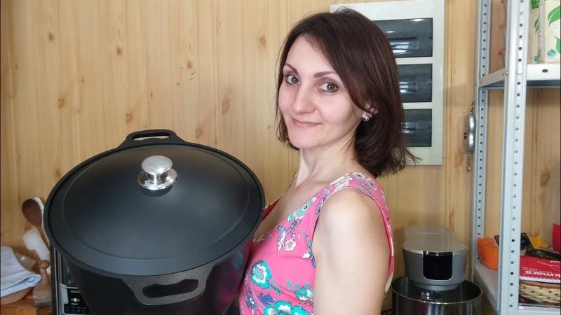 Как сварить сыр дома / Кастрюля для сыроделия от Кукмара / kukmara
