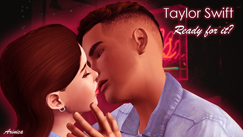 TS3 clip Taylor Swift Ready for it cover