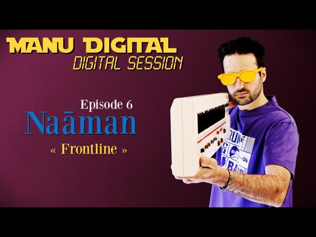 Naaman Frontline @ Manudigital Digital Session