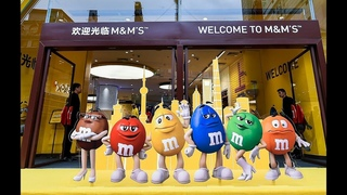 1. Non-Stop Best, Funny M&M's Ads from All Times #recutted #vagotanulo #TopMMsAds