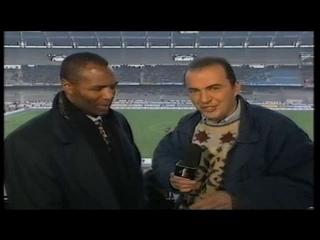 Channel 4 Football Italia Live 1995-96_Torino v Fiorentina_Peter Brackley