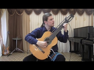 А.Шишкин. Прелюдия и фуга ре минор.A. Shishkin. Prelude and Fugue in D minor.