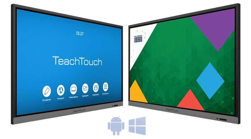 Интерактивные сенсорные панели TeachTouch