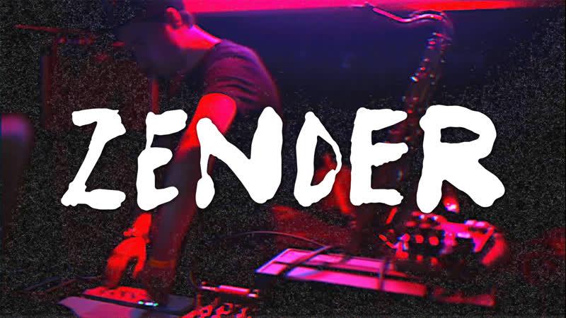 Alex Zender - Live at Lethal / KPD / Part 2