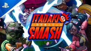 Itadaki Smash - Launch Trailer | PS4