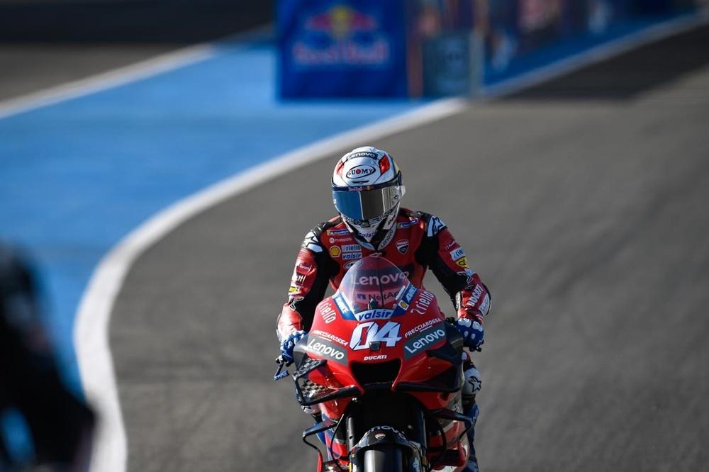 Фотографии Гран При Андалусии 2020