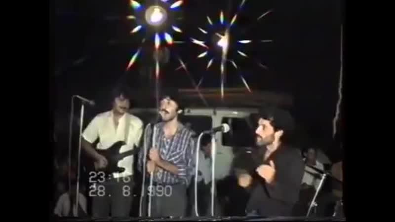 Дунёи савдо бигзарад Далер Назаров и Муборакшо Мирзошоев 1990