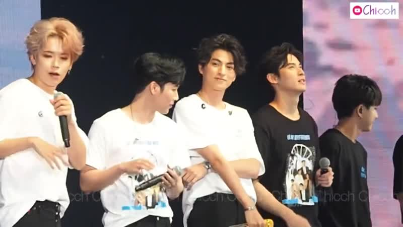 рус суб Болтология 1 Be My Boyfriends Concert 19 12 20 fancam