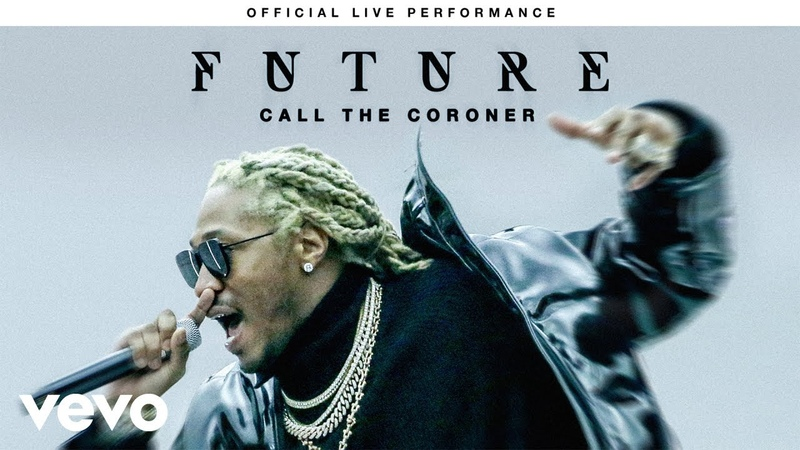 Future Call The Coroner Official Live Performance Vevo