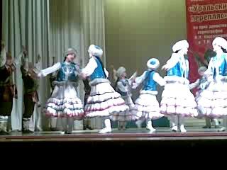 башк танец Укратители А Н Т Койон