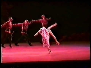 """""""Гаяне"""" (сюита-фрагменты) II-e отделение  - 1-й фестиваль балета """"Мариинский"""""""