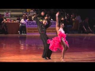 2011 IDSF European Latin Final: RUS I - Jive