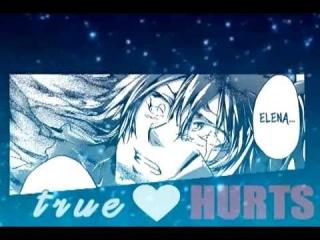 [K H R ] ~♥True love Hurts♥~ Daemon  Spade x  Elena