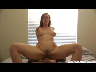 Lena Paul - Busty Lena Paul makes Homemade Sex Tape - Porno, All Sex, Hardcore, Blowjob, Gonzo, Porn, Порно