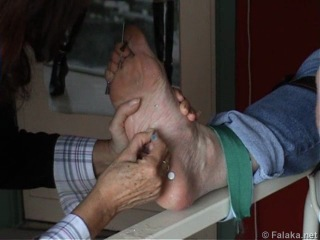 Extreme feet torture