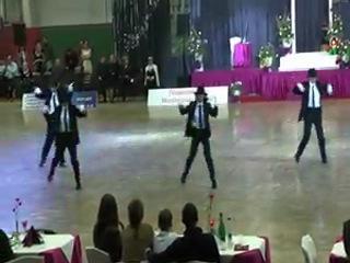 XIV Традиционный Международный Турнир на Кубок Губернатора Московской области по спортивным танцам