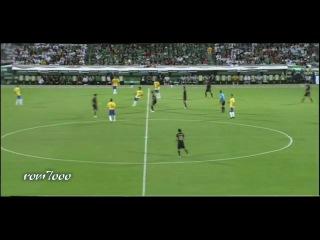 Neymar da Silva Santos Junior - Goals and Skills by Rom7ooo / Неймар Жуниор - голы, передачи, финты [HD 720] ФК Сантос, Бразилия