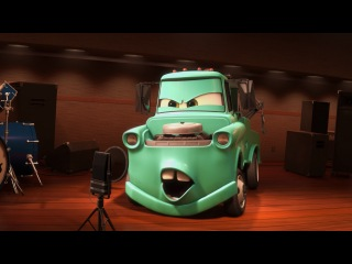 17.6. pixar. mater's tall tales / байки мэтра. heavy metal mater / мэтр металлист. 2010