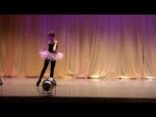 танец Маленькая балерина