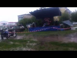 Открытие мото-клуба в Купавне. RD ALONE