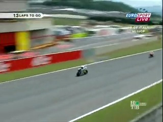MotoGP 2007 Этап 6 Гран При Италии Муджелло