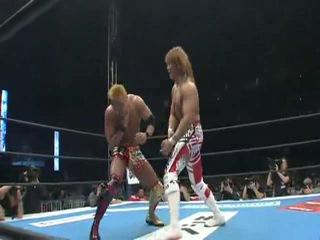 [#My1] Kazuchika Okada vs. Hiroshi Tanahashi - NJPW Wrestle Kingom 7 -