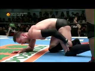 IWU Prince Devitt vs. Gedo - NJPW Kizuna Road