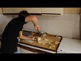 HFM (How Fast Make) - Пирожок Алисы. 44 видео выпуск. Юмор, прикол, смешное видео, супер круто я ржал, смотреть до конца, жесть.