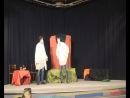 Театр-студия МГИМО, спектакль Голый король, апрель 2013