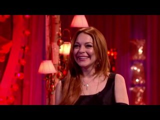 Lindsay Lohan «Аланн Карр «Chatty Man»
