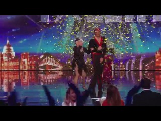 Spectacular Salsa - Paddy & Nico - Electric Ballroom | Britain's