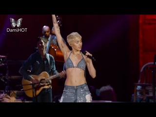 Miley Cyrus Covers Arctic Monkeys (MTV Unplugged 2014) Why'd You Only Call Me When You're High