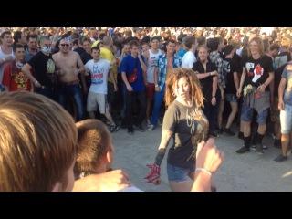 Soulfly Танцы в кругу