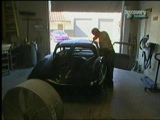 Американские колымаги сезон 1 Chevy Corvette '1963 part 2