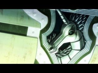 AniDub Seikoku no Dragonar TV-1 / Академия Драконьих Наездников ТВ-1 - 1 сезон 10 серия Симбад & Holly