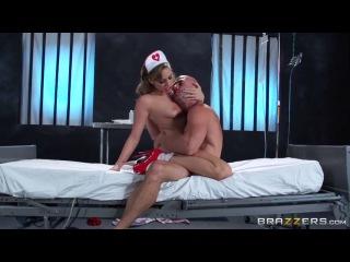 Джонни синс (3) (+мия малкова-медсестра). французский поцелуй 18 +