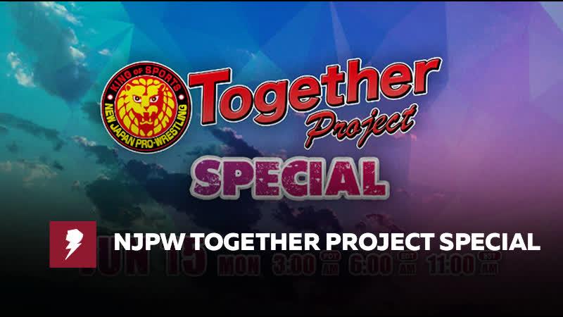 [My1] Нова Японія Про Боротьбу - Разом Проект Спеціальний за 15 червня 20 року