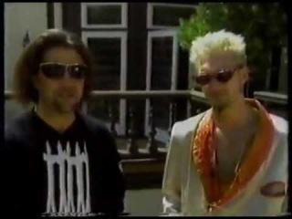 Headbanger's Ball in LA 1992 (Playboy Mansion)