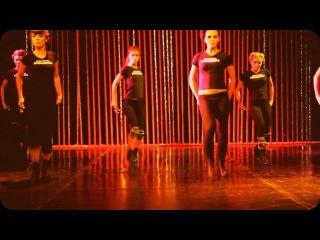 шоу балет MOLOKO   CABARET rehearsal