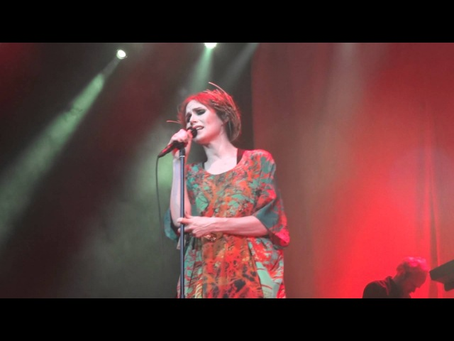 The Cardigans For What It's Worth Live @Moscow 11 07 12