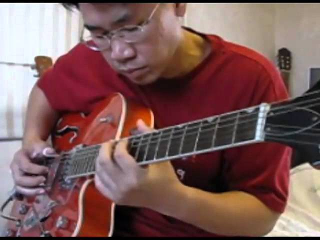I Still Write Your Name In The Snow (Chet Atkins) Cover by Sontaya