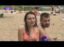 Жуковчане купаются в запрещенных местах