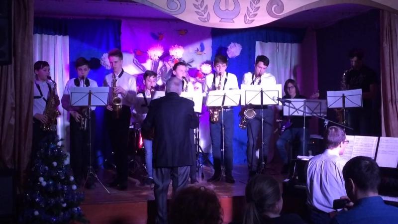 Дискант-Сакс-Хорус , концерт 18.12.2016