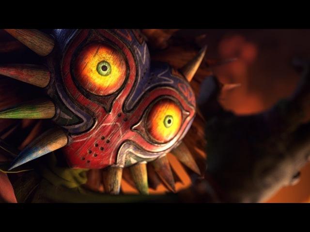 CGI Animated Short Film HD Majora's Mask Terrible Fate by EmberLab CGMeetup