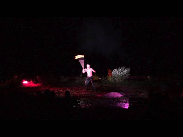 WildFire 2016 RopeDart Performance